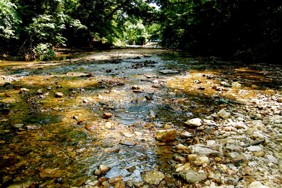long hungry creek, river, rocky river