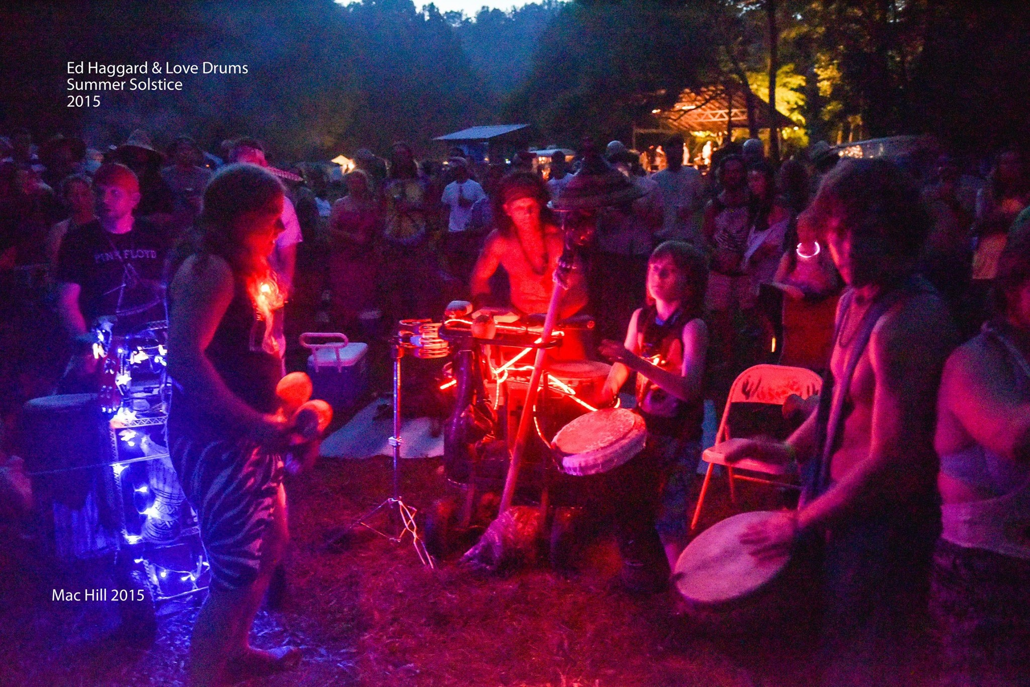 love drums, music festival , tennessee