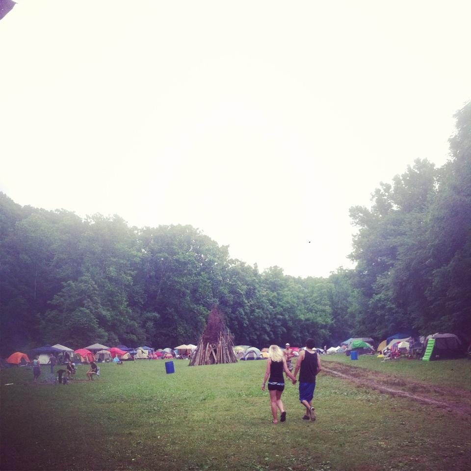 field, love, music festival, tn