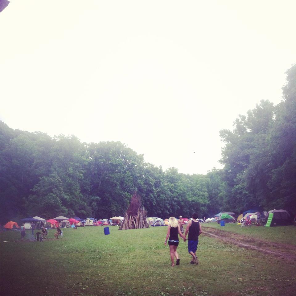 field, love, music festival, tn