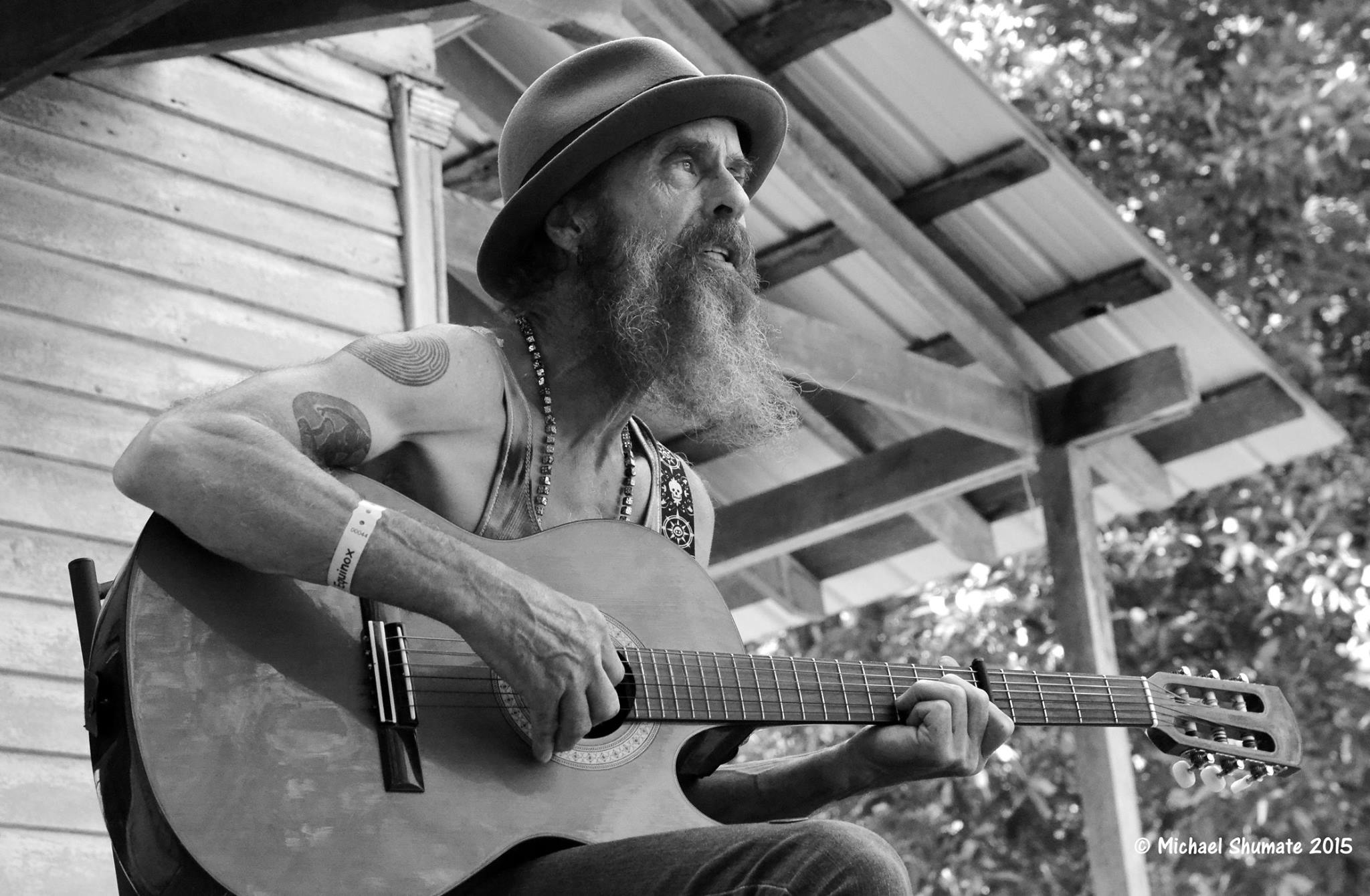 acoustic stage robb cline by michael shumate fe 2015