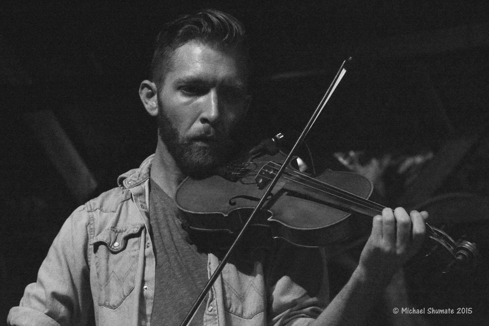 violin player fe 2015 by michael shumate