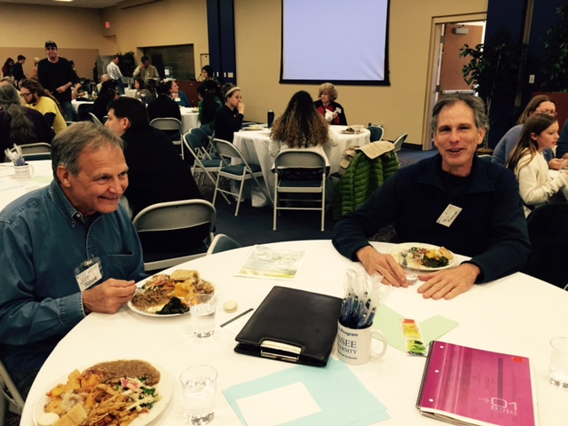 bill keener tn local food summit audience