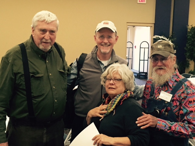 brenda butka tom john adam turtle john patrick tn local food summit 2015