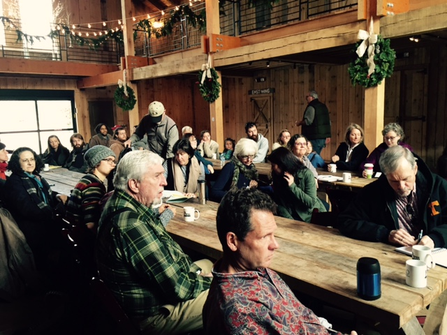 conference audience 2015 tn local food summit green door gourmet winter