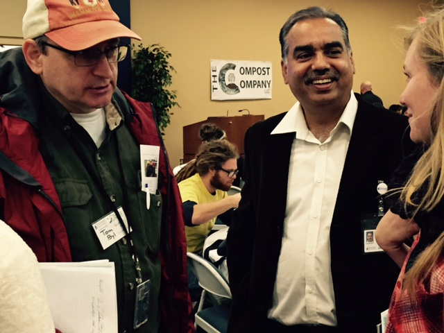 dilip nandwani tn local food summit compost company