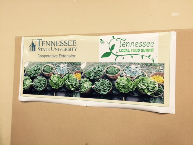 food summit banner tennessee state university