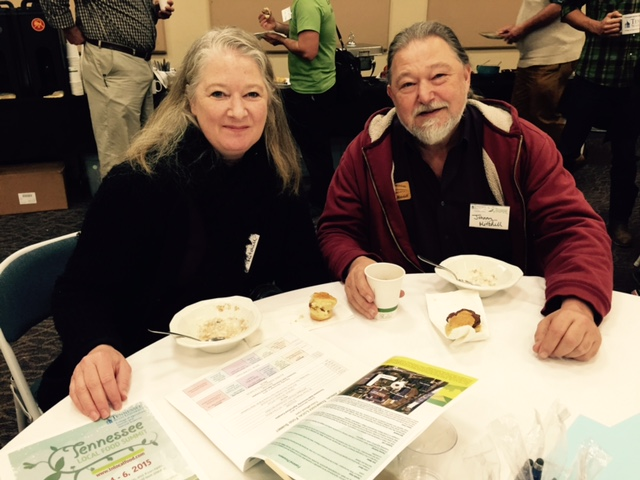 johnny mitchell jill mitchell johnny mitchells smokehouse conference food summit tennessee